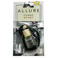 Ароматизатор в машину Chanel Allure Homme Sport 5 ml