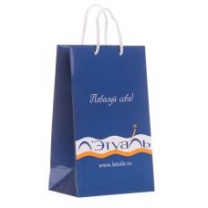 Подарочный пакет Л'Этуаль