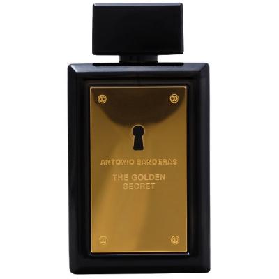 Antonio Banderas - Туалетная вода The Golden Secret Man 100 ml