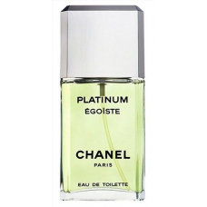 Chanel - Туалетная вода Egoiste Platinum 100 ml