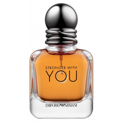 Giorgio Armani - Туалетная вода Emporio Armani Stronger With You 100 ml