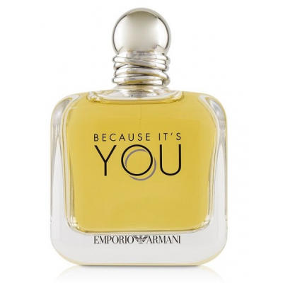 Giorgio Armani - Парфюмерная вода Emporio Armani Because It's You 100 ml