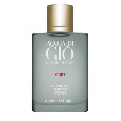 Giorgio Armani - Туалетная вода Aqua di Gio Sport Pour Homme 100 ml