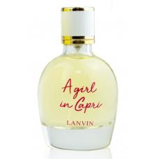 Lanvin - Туалетная вода A Girl In Capri 90 ml