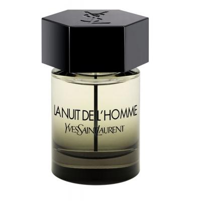 Yves Saint Laurent - Туалетная вода La Nuit De L`Homme 100 ml