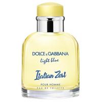 Dolce & Gabbana - Туалетная вода Light Blue Pour Homme Italian Zest 125 ml